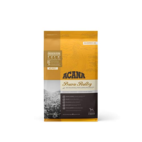 ACANA Prairie Poultry Comida para Perros - 11400 gr 🔥