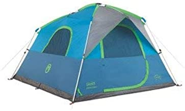 Coleman 2000024696 Signal Mountain Instant Tent [6 Person]