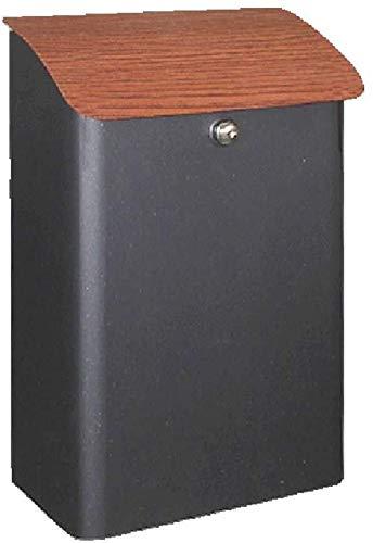 JN Outdoor wandbrievenbus Post Box Postbus Villa Pakket Express Opslag Met Lock Outdoor Postbus Brievenbus Vergrendelbare weerbestendige brievenbus