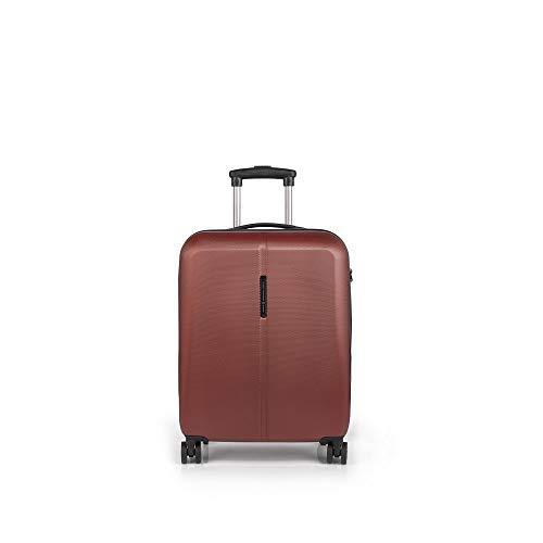 Gabol - Paradise | Maleta de Cabina Rigida de 39 x 55 x 20 cm con Capacidad para 34 L de Color Caldera