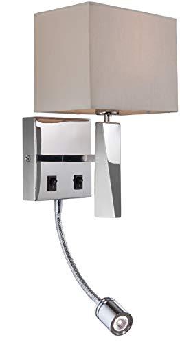 Firstlight PL2BR Lampe pour tableau E14/2/x 40/W Laiton poli lampe