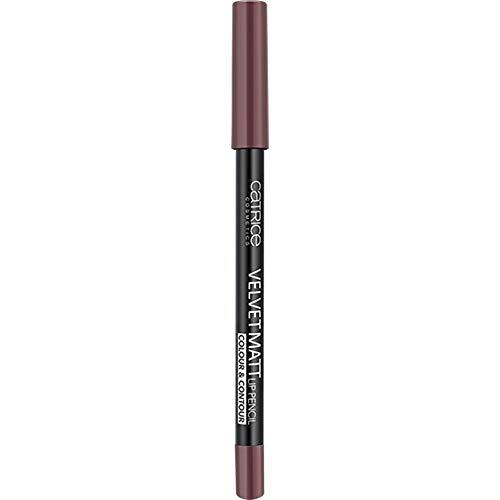 Catrice Velvet Matt Lip Pencil Colour & Contour 080