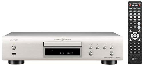 Denon DCD-800NE CD Player with Advanced AL32 Processing Plus for HiFi...