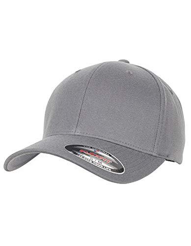 Flexfit Wool Blend Cap, Black, S/M