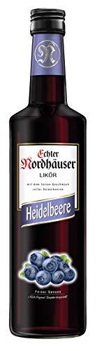 Echter Nordhäuser Heidelbeere Fruchtlikör (1 x 0,7l)