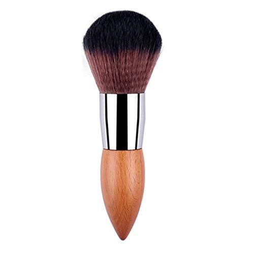 Fat pier gros brosse en poudre lâche fondation brosse fondation brosse BB crème isolement maquillage brosse maquillage complet du visage
