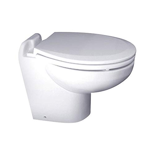 Raritan Engineering 220HF01202 Raritan Marine Elegance 12vdc Hh Bowl Fresh Water White