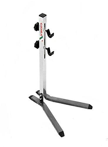 Gioma Fahrradständer, Halterung, Ständer für Fahrrad, mit Standgabel Stilo GC 215–00