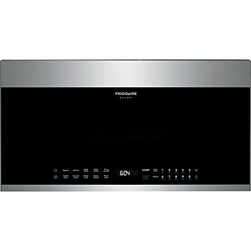 Frigidaire FGBM15WCVF 1.5 Cu. Ft. Stainless Over-the-Range Microwave with Convection