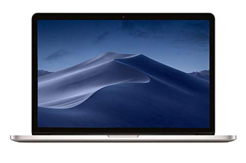 Apple MacBook Pro 15in Laptop Intel Quad Core i7 2.7GHz (ME665LL/A) Retina Display, 16GB Memory, 512GB Solid State Drive, (Renewed)