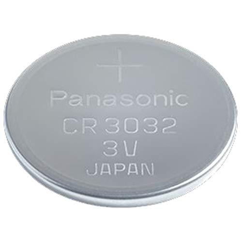 Panasonic Hückmann Lithium-Rechner-Knopfzelle CR 3032 3V,500mAh,Bli.1 Batterie 4042883016415