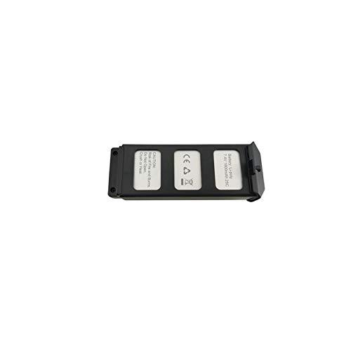 RONSHIN Batteria al Litio 2Pcs 7.4V 2800mah con Caricatore 2 in 1 per MJX B5W Bugs 5W F20 Batteria Drone a Distanza Senza Batteria 4 Assi F20