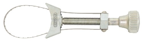 KS TOOLS 155.5002 Chiave a Nastro per Filtro Olio, Diametro 65-110 mm