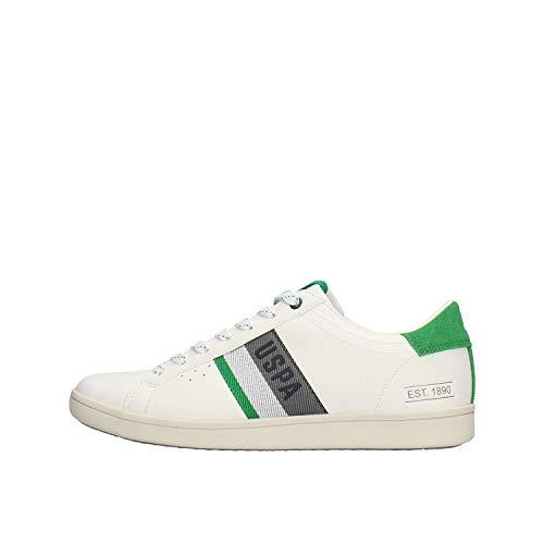 U.S. Polo - JARED4052S9_L1 Men's Sneakers White / 43