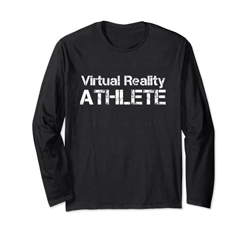 Virtual Reality ATHLETE Manga Larga