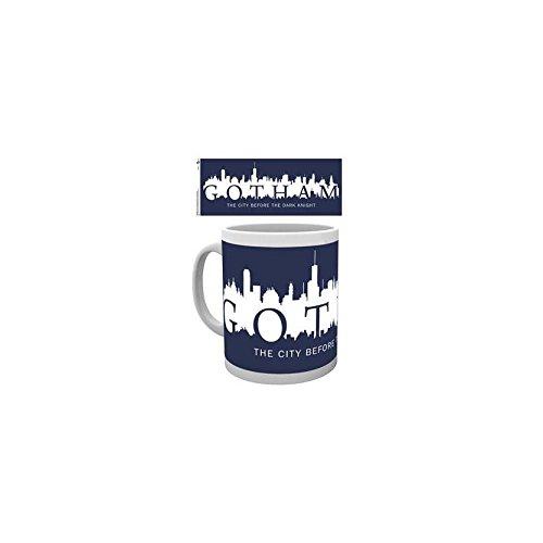 Gotham Taza Logo