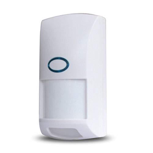 TOOGOO CT60-433 Detector Inalámbrico Anti-Mascotas Sensor De Cuerpo Humano Sonda De Infrarrojos Detector De Mascotas PIR Inmune Para El Sistema De Seguridad De Alarma