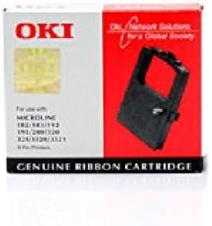 marque farbbandfabrik. Ruban noir pour oKI microline 3390 eCO oKI mL 390