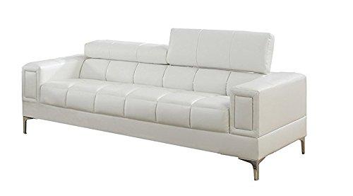 Major-Q Bonded Leather 2-Pcs Sofa Set 3