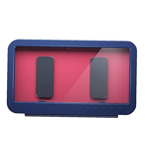 シャワー携帯電話ホルダー防水ケースボックスウォールは電話ケースすべての携帯電話の棚自己粘着アクセサリを対象マウント