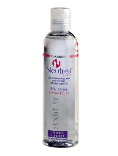 3 x Elkaderm Neutrea Sensitiv Shampoo 250 ml. Haarpflege für Allergiker