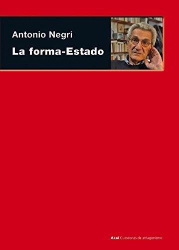 La Forma-estado/ The Form of Goverment: 23