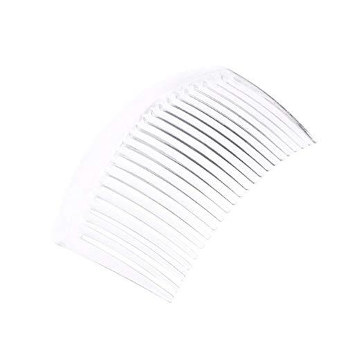Piore 5 Pcs Set Peigne À La Main en Plastique Chapeaux Accessoires De Cheveux Femmes DIY Clip, T