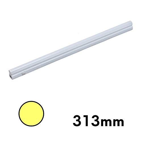 LED Küchenleuchte Unterbauleuchte Aufbauleuchte Küchenlampe Unterbaustrahler SET, Lichtfarbe:warmweiß, Länge:313mm
