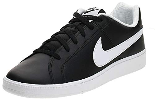 Nike Herren Court Royale Sneakers, Schwarz (Black/White 010), 46 EU