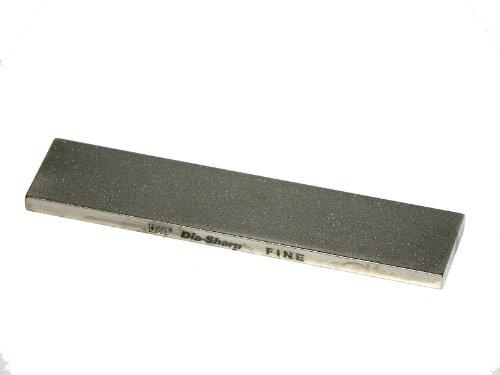 Preisvergleich Produktbild DMT D4F Dia-Sharp Schärfblock mit durchgehender Diamantbeschichtung,  fein,  10, 2 cm / 4 Zoll