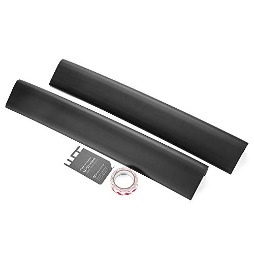 Ergo Home Ergo Edge XL   Protect Your Arms from Sharp Table Edges!   3' High Density Foam [Black]