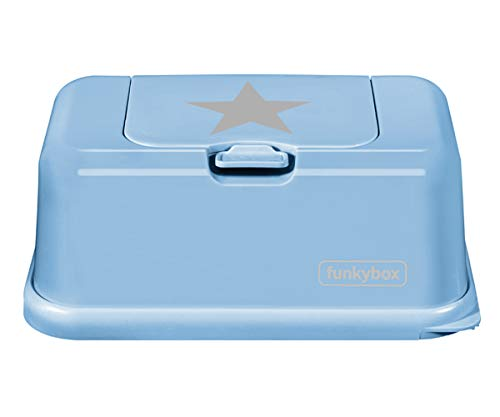 Funky Box FB04 Funkybox - Cajita para toallitas húmedas,