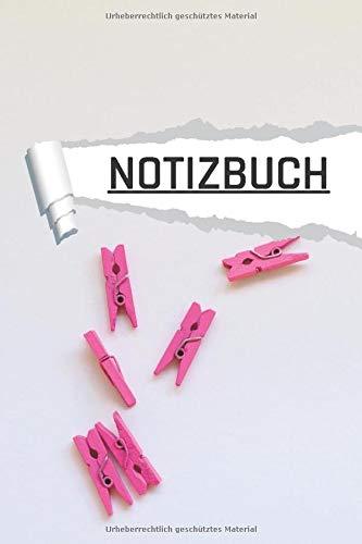Notizbuch: Basteln Motiv für kreative Händler als Notizheft mit 120 Seiten in DIN A5 I matt