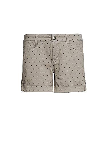 Bogner Ladies Cecily-G Braun, Damen Shorts, Größe 38 - Farbe Light Taupe - Navy