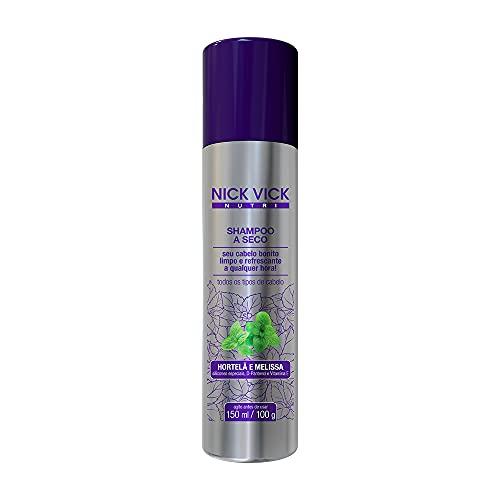 Shampoo a Seco Nick Vick Nutri 150ml, Nick & Vick