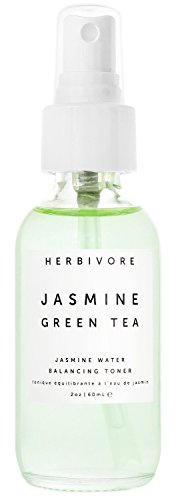 Herbivore - Natural Jasmine Green Tea Balancing Toner | Truly Natural, Clean Beauty (2 oz)