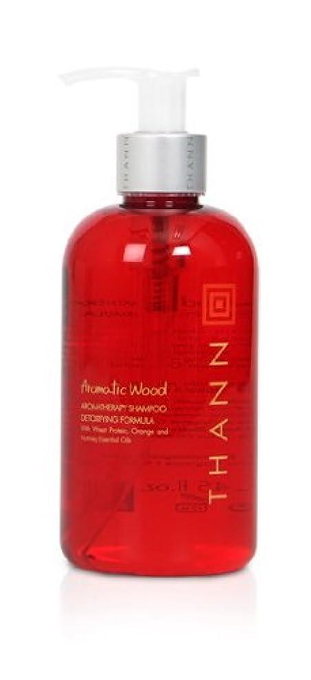 帽子日食ナイロンタン シャンプーAW(Aromatic Wood)  250ml