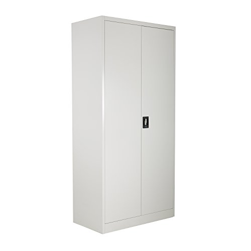 Assembled 1850mm High Steel Cupboard