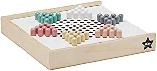 Kids Concept ConceptChinese Chequers Game and Reflection Games, Multi-Colour (1)