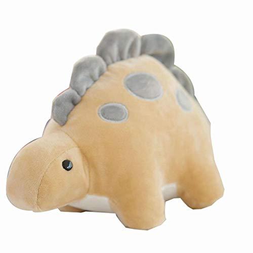 Almohada HCGS 30 / 50cm Juguetes de Peluche de Dibujos Animados Juguetes de Peluche muñecas de Animales Suave Abrazo Almohada para Dormir para niños Regalos Amarillo 50cm