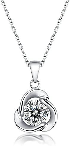 Shamrock Very popular Necklace Feminine Simple Collarbone 1 car Deluxe Chain Pendant