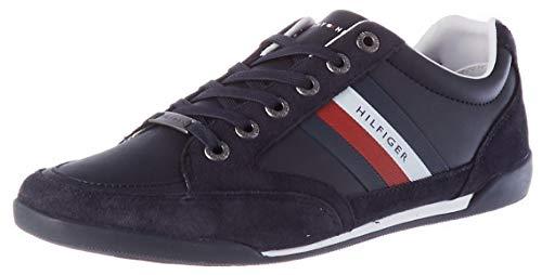 Tommy Hilfiger Herren ROYAL 12C Sneaker, Blau, 44 EU