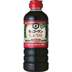 キッコーマン 濃い口醤油500ml 12本入り