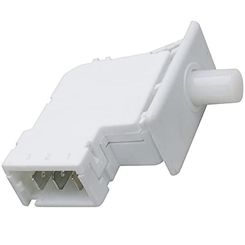 Interruptor puerta secadora LG RC8043AZ RC8055AH1M RC8055AH1Z RC8055AH2M RC8055AH2Z RC8055AH3M
