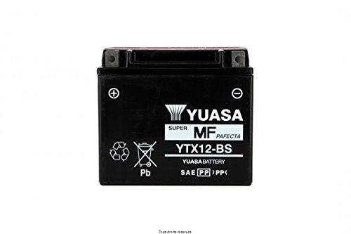BATERA YUASA DAELIM B-BONE 2009-2014 (YTX12-BS)