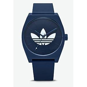 Adidas by Nixon Reloj Analógico para Hombre de Cuarzo con Correa en Silicona