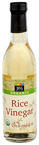 365 by Whole Foods Market, Organic Vinegar, Rice, 12.7 Fl Oz