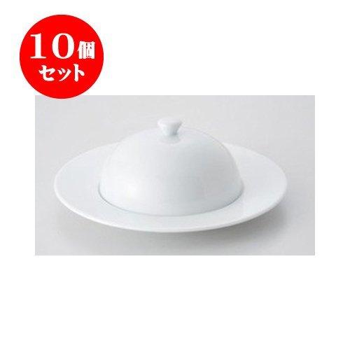 10個セット デリカウェア パシム24cmマフィンプレート(組) [23.8 x 8.8cm] 【洋食器 レストラン ホテル カフェ 飲食店 業務用】
