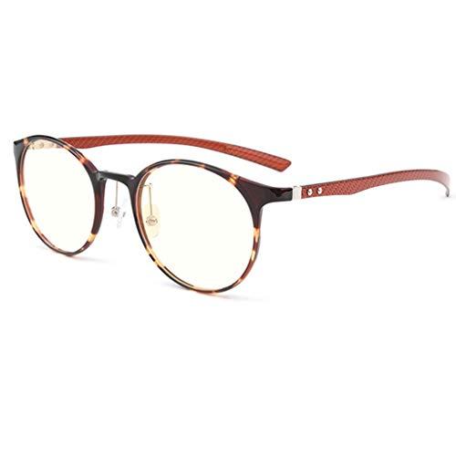 Mode leesbril vrouwelijk, Far en in de buurt van dual use-anti blauw licht, Intelligent High Definition Progressive multifocale glazen