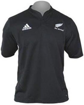 Maglia di Rugby All Blacks Jersey 08–Adidas, nero
